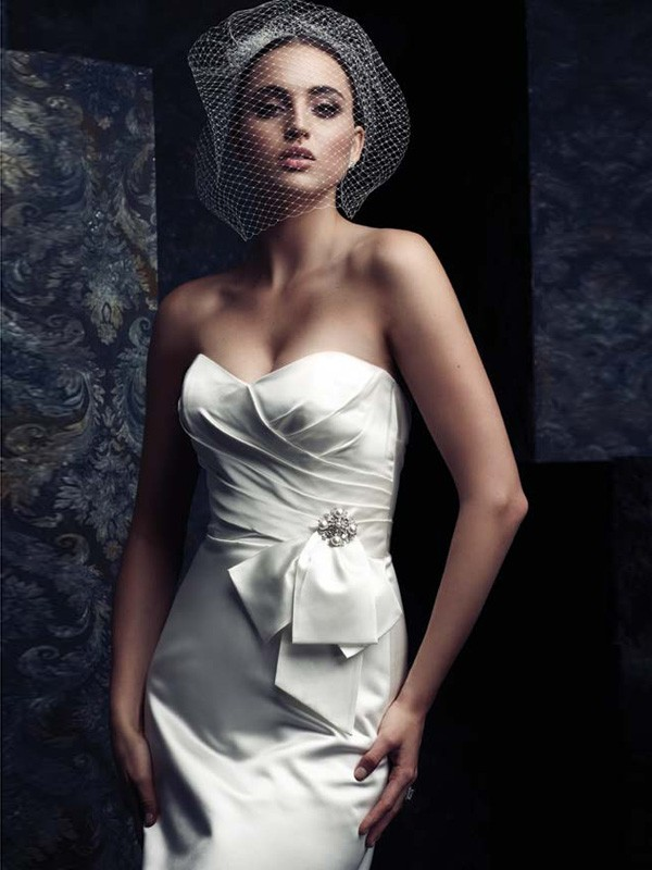 Beautiful Net Bridal Veils