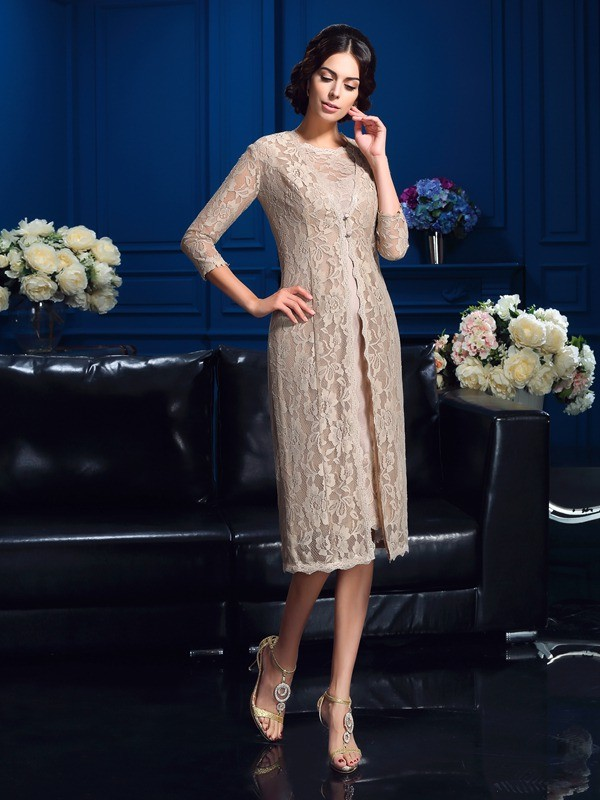 3/4 Sleeves Lace Special Occasion Fashion Wrap