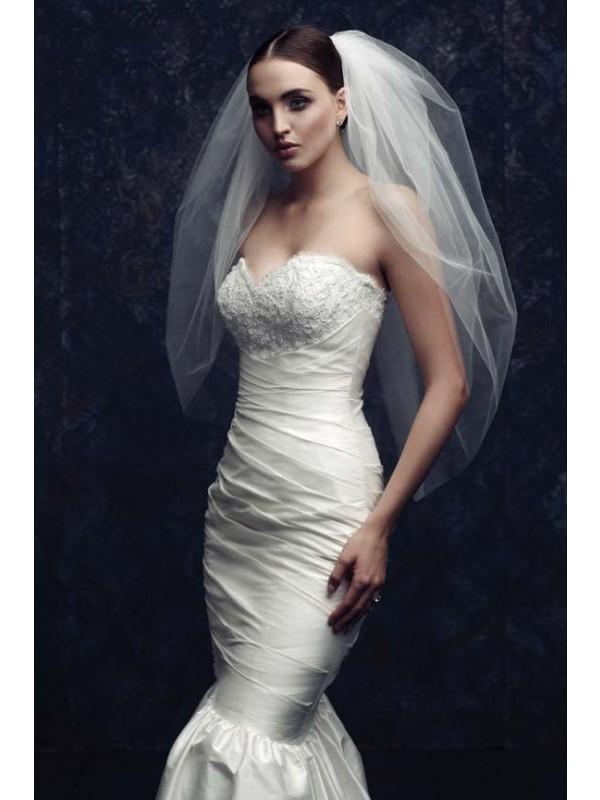 Elegant Tulle Bridal Veils