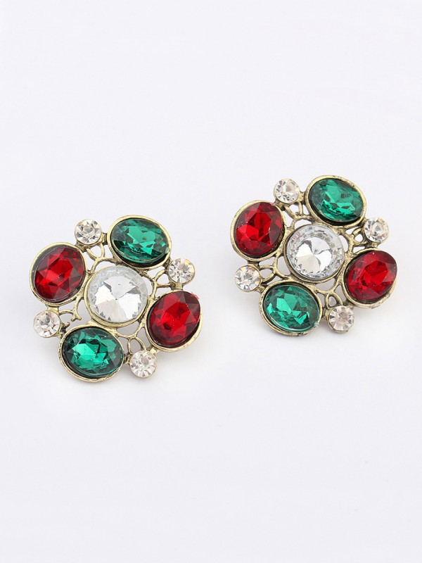 Occident New Stylish Popular Stud Fashion Earrings