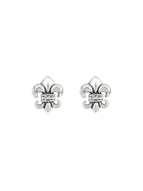 Occident Hyperbolic Personality Knight Stud Fashion Earrings