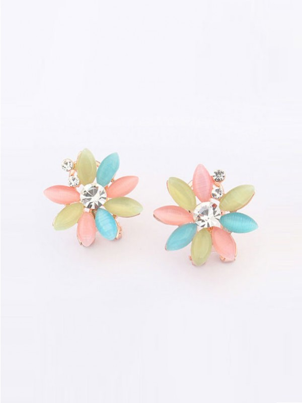 Occident Simple Fresh Sweet Fashion Ear Clip