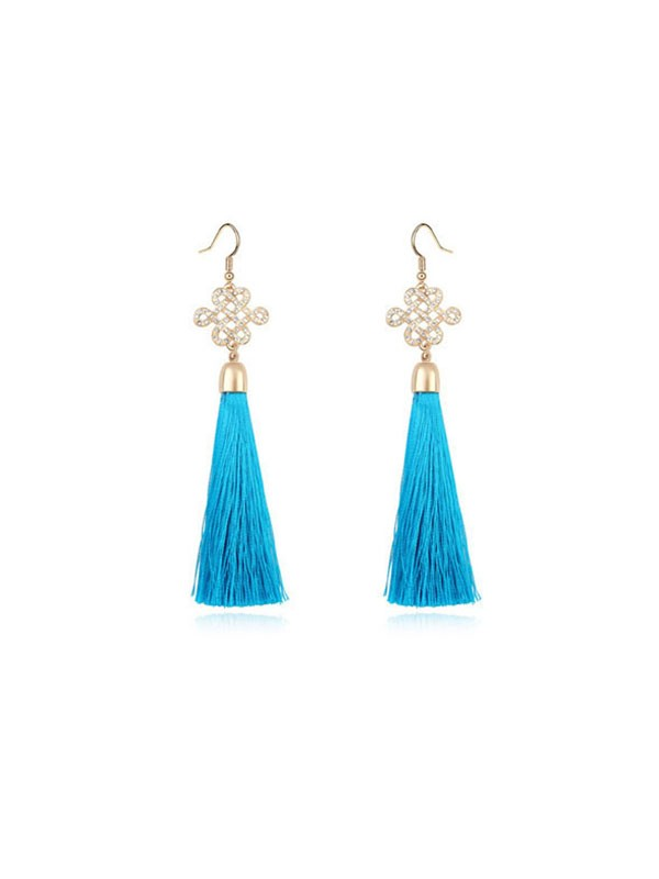 Austria Crystal Fashion Earrings