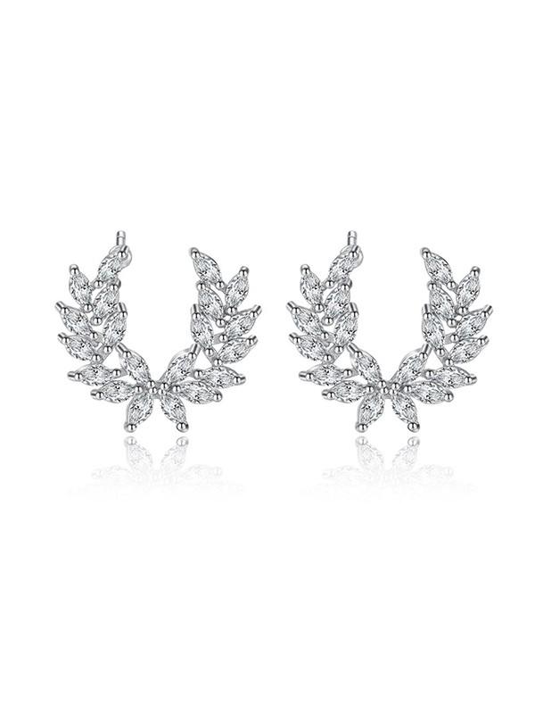 Korean Attractive Cubic Zirconia Hot Sale Earrings