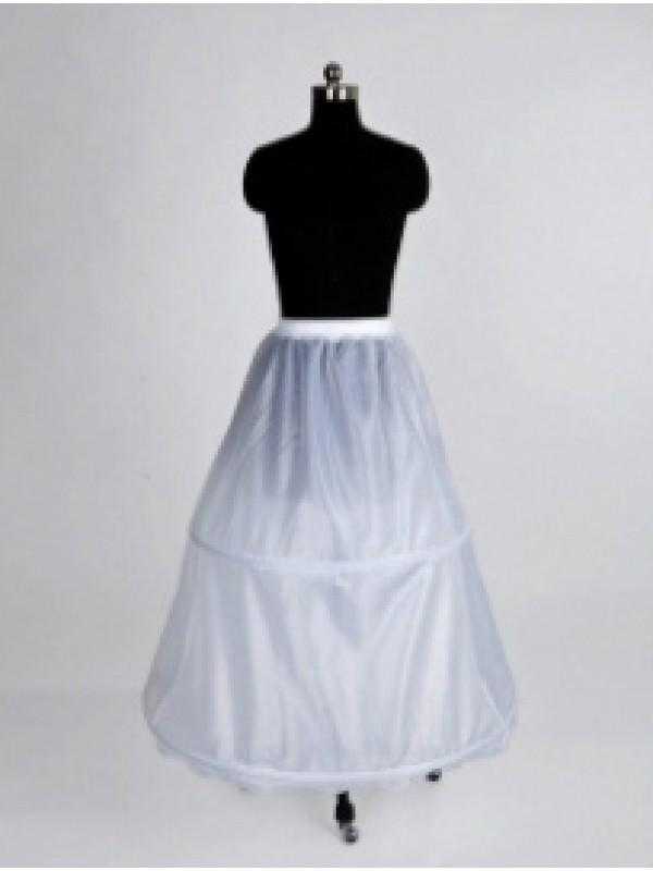 Nylon Floor-length Wedding Petticoats
