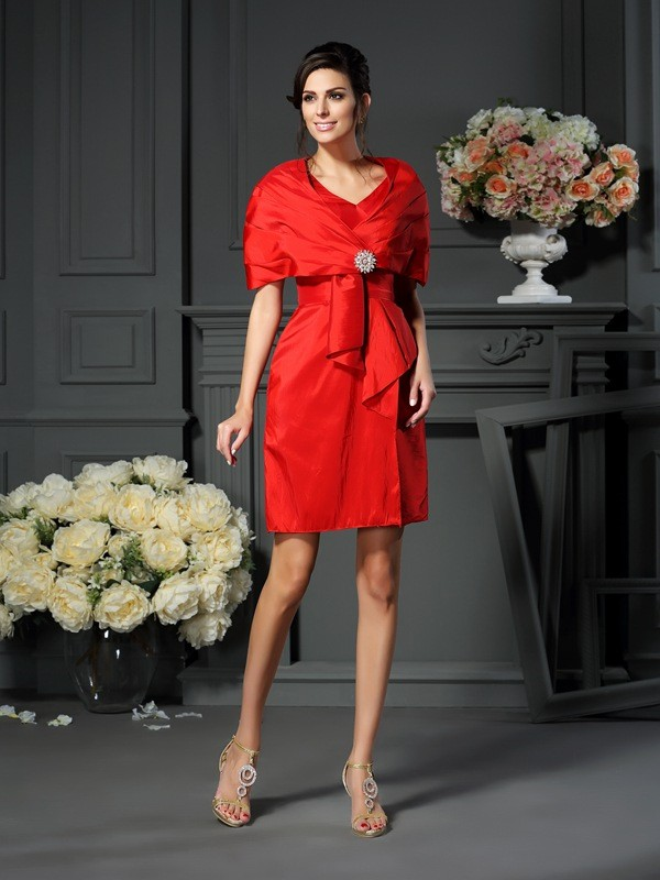 Taffeta Special Occasion Fashion Wrap