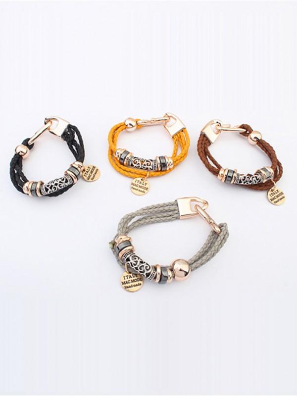 Occident Retro Exotic Personality Fashion Bracelets