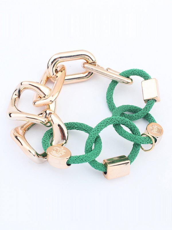 Occident Major suit Trendy All-match Fashion Bracelets