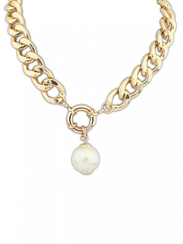 Occident Palace thick chains Hot Sale Necklace